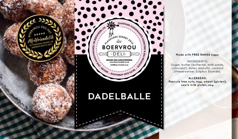 Dadelballe