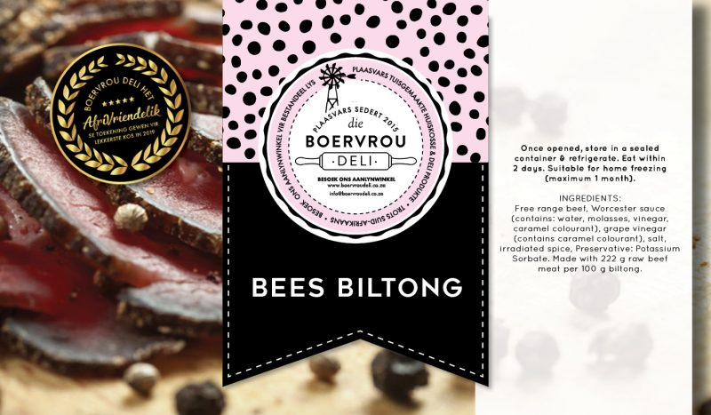 Bees Biltong